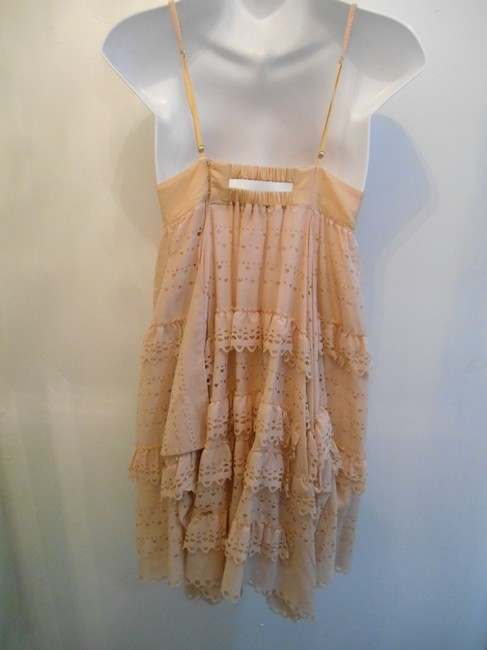 Philipp Plein short dress Nude on Tradesy