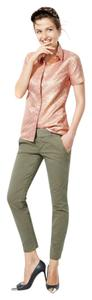 J.Crew Khaki/Chino Pants fatigue green and navy