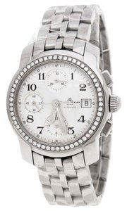 Baume & Mercier Stainless Steel Diamond Capeland MV045216 Women's Wristwatch 35MM