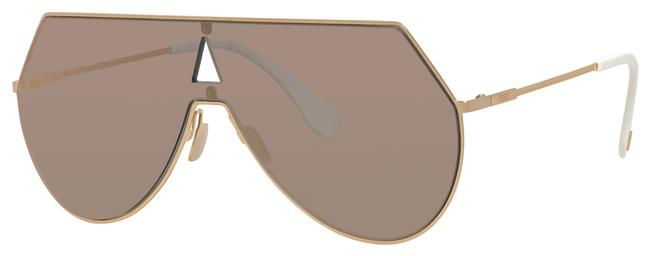 Item - Rose Gold Women's 0193/S 99mm 000 Sunglasses