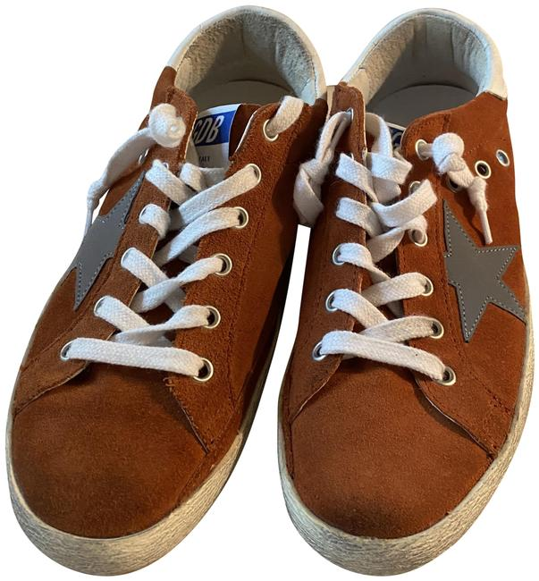 Item - Burnt Orange Superstar Sneakers Size EU 36 (Approx. US 6) Regular (M, B)