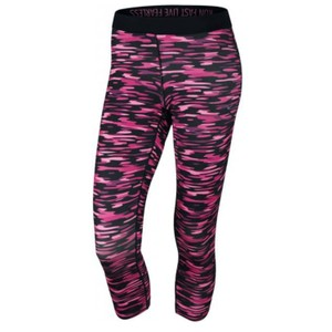Nike Printed relay crop leggings