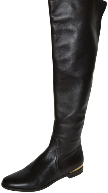 Item - Brown New Soft Leather Riding 37.5 Boots/Booties Size US 7.5 Regular (M, B)