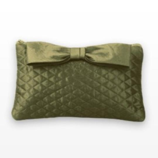 Dessy Green Clutch