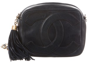 Chanel Vintage Camera Mini Classic Flap Woc Cross Body Bag