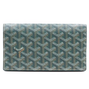 Goyard Bifold Long Wallet large long bill card checkbook organizer wallet