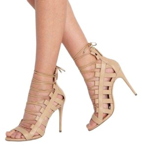 Aquazzura nude Pumps