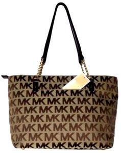 Michael Kors Purse Tote in Brown