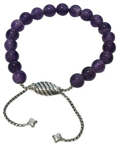 David Yurman David Yurman Spiritual Beads Bracelet with Amethyst