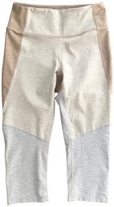 Outdoor Voices Tri-tone Desert Crop Knee Legging