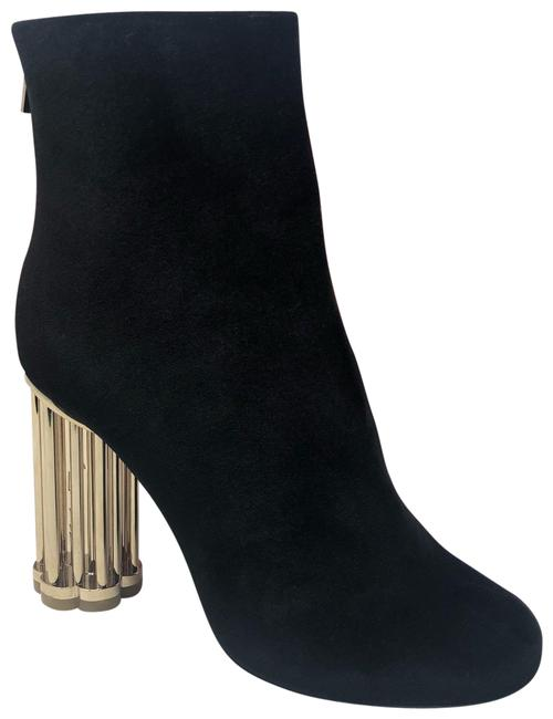 Item - Black Coriano Boots/Booties Size US 6.5 Wide (C, D)