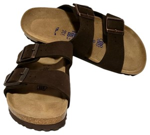 Birkenstock Sandals Flat Up to 90% off at Tradesy