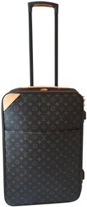Louis Vuitton Gucci Dior Chanel Monogram Brown,beige,black Travel Bag