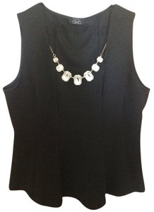 DEB Top Black