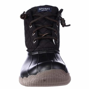 Sperry Top-Sider Black Boots