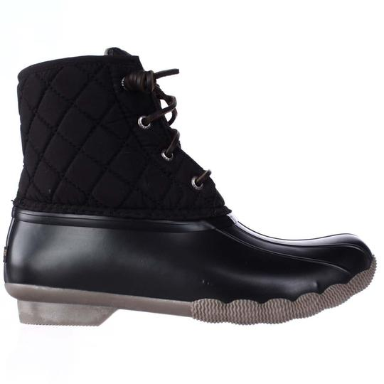 Sperry Top-Sider Black Boots Image 2