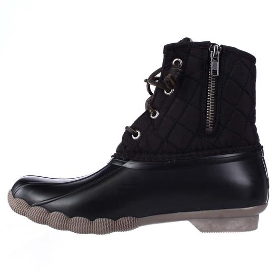 Sperry Top-Sider Black Boots Image 3