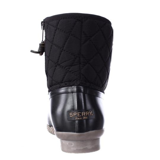 Sperry Top-Sider Black Boots Image 5