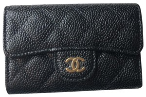 Chanel Chanel Classic Snap on Card Holder