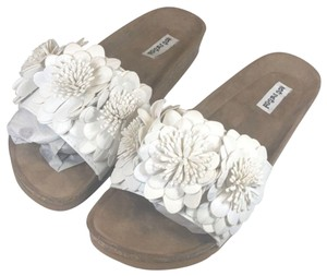 Not Rated White Sandals
