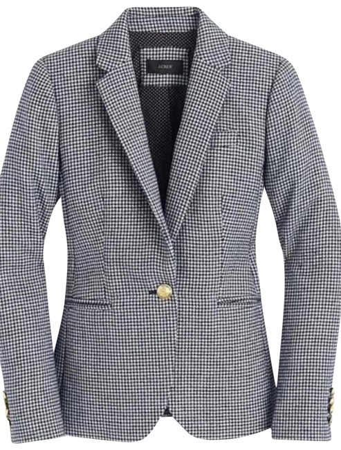 Item - Nwt. Campbell In Houndstooth Blazer Size 6 (S)