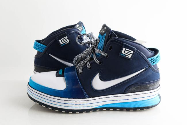 Item - Blue Zoom Lebron 6 'all Star' Shoes