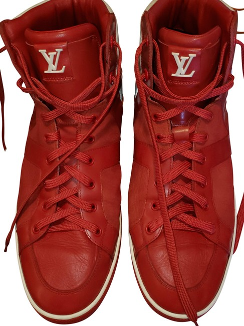 "Item - Red W A/W 2012 ""Heroes"" Sneakers Size US 12 Regular (M, B)"