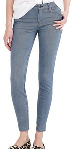 J.Crew Toothpick Denim Jean Skinny Jeans-Light Wash