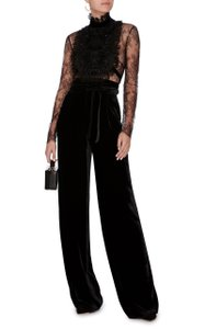 Zuhair Murad Trouser Pants Black