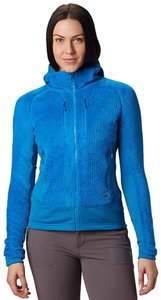 Mountain Hardwear blue Jacket