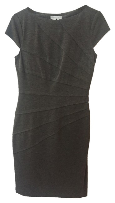 Preload https://item2.tradesy.com/images/london-times-dress-charcoal-gray-2674786-0-0.jpg?width=400&height=650