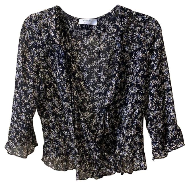 Preload https://img-static.tradesy.com/item/26748811/bailey-44-multicolor-extracurricular-blouse-size-6-s-0-1-650-650.jpg