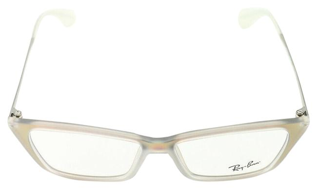 Ray-Ban Rb702254975214140 Pink Acetate 52 14 140 Eyeglasses Ray-Ban Rb702254975214140 Pink Acetate 52 14 140 Eyeglasses Image 1