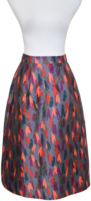 Item - Gray Coral Raoul Persephone Skirt Size 4 (S, 27)