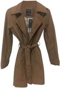 Abercrombie & Fitch Y2k Trench Coat