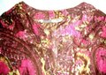 Athleta Brown Pink Paisley Silk 3/4 Sleeve Beach Cover-up Kaftan Mid-length Short Casual Dress Size 10 (M) Athleta Brown Pink Paisley Silk 3/4 Sleeve Beach Cover-up Kaftan Mid-length Short Casual Dress Size 10 (M) Image 3
