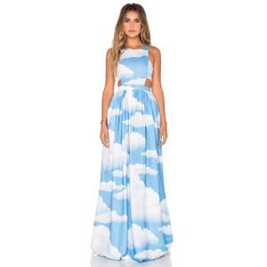 Blue Maxi Dress by Mara Hoffman