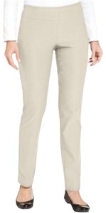 Charter Club Plus Size 3x Skinny Pants Beige