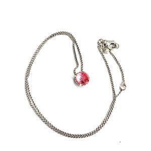 David Yurman GORGEOUS!! David Yurman Pink Tourmaline Chatelaine Necklace
