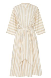 Striped Maxi Dress by Tome