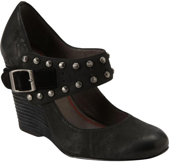 Item - Black Kiki Mary Jane Platforms Size US 8.5 Regular (M, B)
