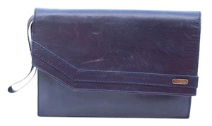 Pierre Cardin dark green Clutch