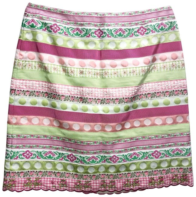 Item - Ribbon Colorful Skirt Size 2 (XS, 26)