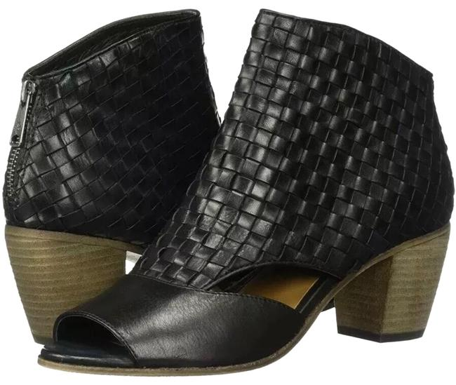 Patricia Nash Designs Black Women's Rosetta Ankle Leather Retail Boots/Booties Size US 11 Regular (M, B) Patricia Nash Designs Black Women's Rosetta Ankle Leather Retail Boots/Booties Size US 11 Regular (M, B) Image 1