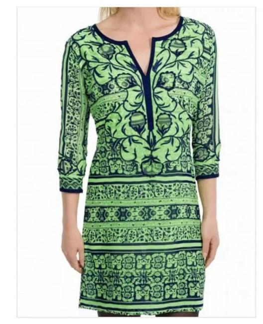 Item - Henna Heaven Embroidered Tunic- Short Night Out Dress Size 4 (S)