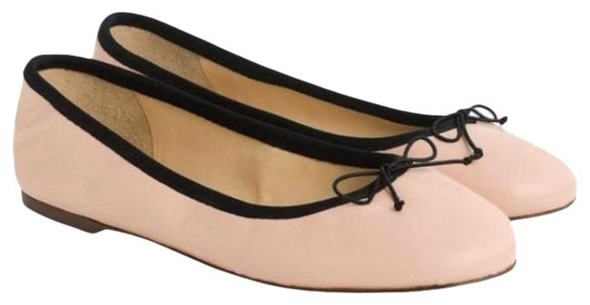 Item - Pale Pink Evie Ballet In Leather Flats Size US 8 Regular (M, B)