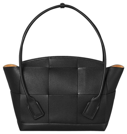 Preload https://img-static.tradesy.com/item/26754303/bottega-veneta-cr-new-arco-48-black-leather-tote-0-1-540-540.jpg