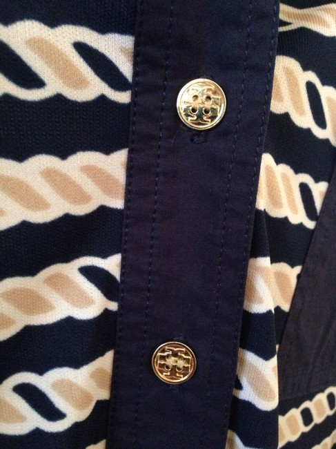 Tory Burch Striped Dress