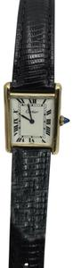 Cartier CARTIER Ladies Tank Watch Vintage Manual