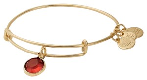 Alex and Ani July Birthstone Bangle